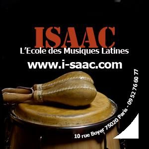 logo ISAAC - Temática