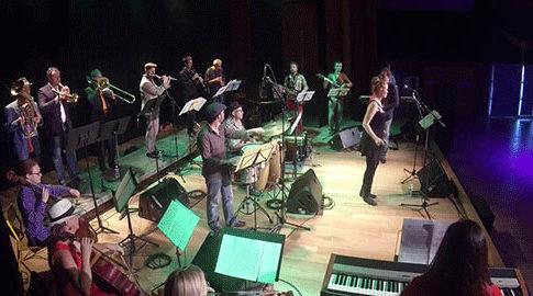 Stage d'orchestre Musiques Latines - Temática